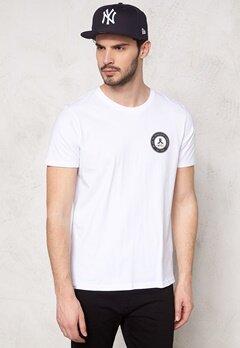WeSC Monroe s/s T-shirt White Bubbleroom.se