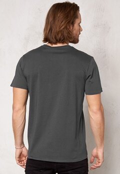 WeSC Old school typo t-shirt dark shadow 942 Bubbleroom.se
