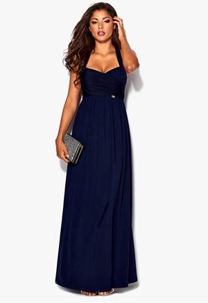 Chiara Forthi Rochelle Gathered Maxi Dress