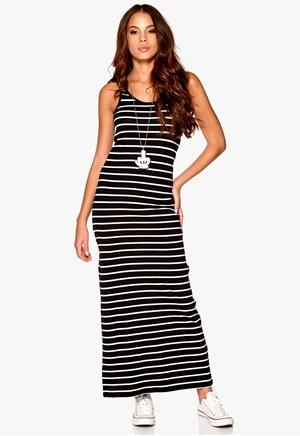 ONLY Abbie Stripe Long Dress