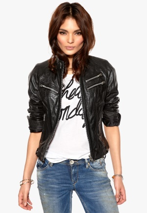 ROCKANDBLUE Sirpa Jacket Black Bubbleroom.se