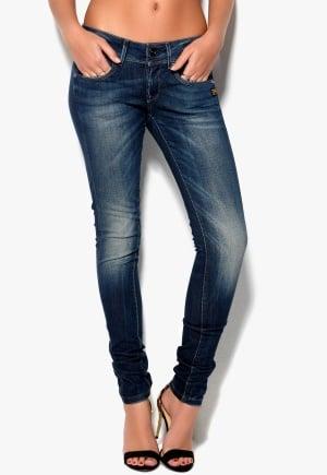 G-STAR Midge Cody Skinny Jeans 2413 Rugby Wash Bubbleroom.se