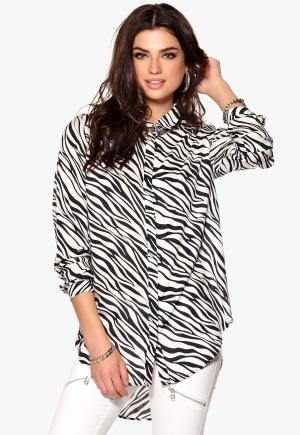 RUT&CIRCLE Lara Shirt 087 Zebra Bubbleroom.se
