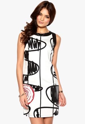 Desigual Aume Dress Algodon Bubbleroom.se