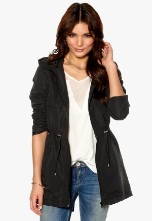 VILA Zoe Detail Jacket Black Bubbleroom.se