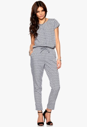 ONLY Fiona Jumpsuit Cloud Dancer Bubbleroom.se