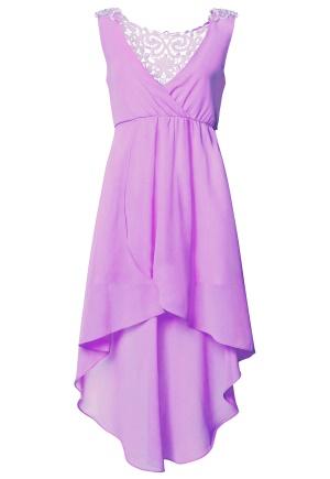 Model Behaviour Felicia Dress LightPurple Bubbleroom.se