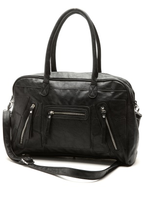 Pieces Syrene Bag Black Bubbleroom.se