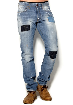 Reign Italia Price Plain 52IC1 9580 Denim Bubbleroom.se
