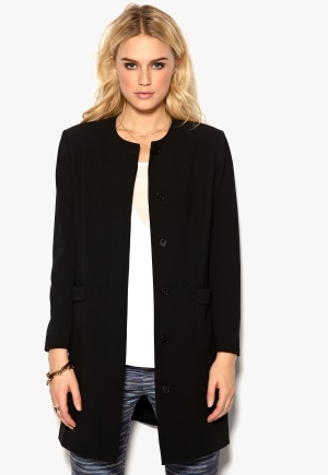 RODEBJER Voon Coat 999 Black Bubbleroom.se