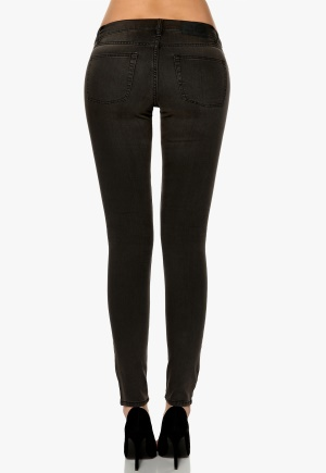 CHEAP MONDAY Slim Jeans Black Shade Bubbleroom.se