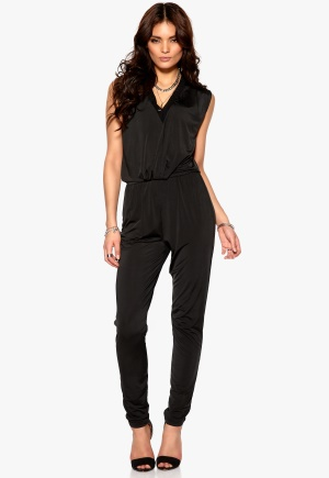 Y.A.S Thora Jumpsuit Black Bubbleroom.se