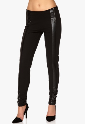 VILA Prat Legging Black Bubbleroom.se
