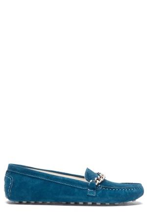 TIGER OF SWEDEN Kelly Shoe 2F9 Pale dust blue Bubbleroom.se
