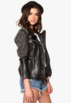 Maze Delmas Jacket Black Bubbleroom.se