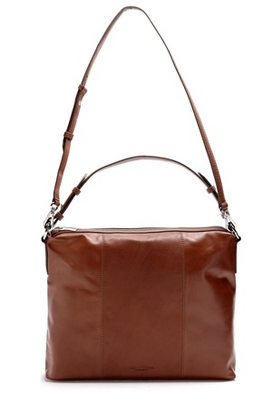 TIGER OF SWEDEN Aprica Bag T82 Medium Brown Bubbleroom.se