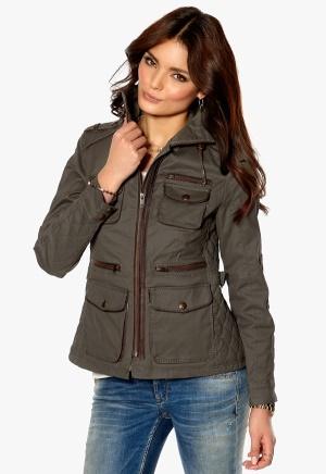 JOFAMA Signe Jacket 75 Army Bubbleroom.se