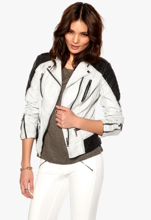 JOFAMA by Marie Serneholt Marie Paris Jacket Black/White Bubbleroom.se