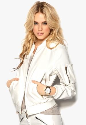 WHYRED Jannike Jacket 101 Offwhite Bubbleroom.se