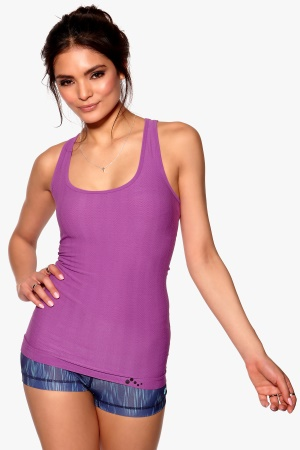 ONLY PLAY Helen Seamless Top Magenta Buzz Bubbleroom.se