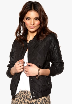 Desires Mika Jacket 9000 Black Bubbleroom.se