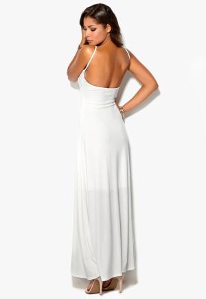 Chiara Forthi Kiana Dress Cream Bubbleroom.se