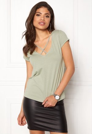 77thFLEA Selina T-shirt Light green XS thumbnail