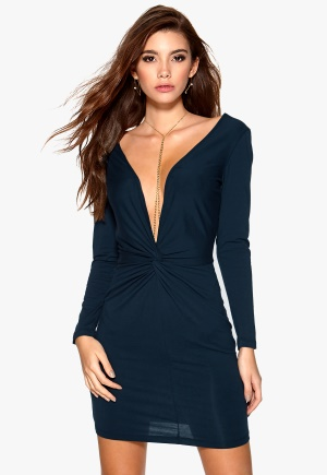 Make Way Amina Dress Midnight blue M