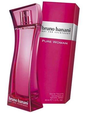 bruno banani Bruno Banani Pure Woman EdT 40 ml  Bubbleroom.se