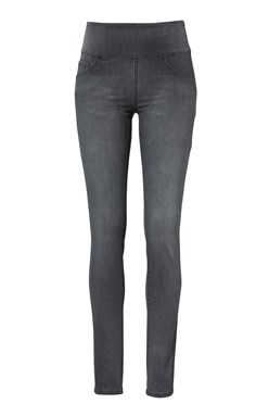 TrulyMine Jeans Mörkgrå Bubbleroom.se
