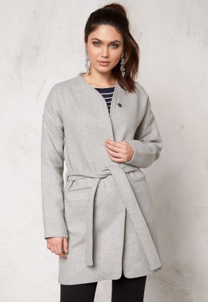 b.young Breze Jacket Light grey melange 42 thumbnail