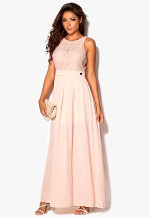 Chiara Forthi Ilona Dress Pink Champagne Bubbleroom.se