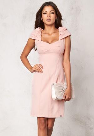 Chiara Forthi Domitille Dress Blond Pink XL