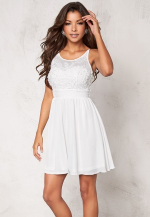 Chiara Forthi Marylebone Dress White L (EU42)