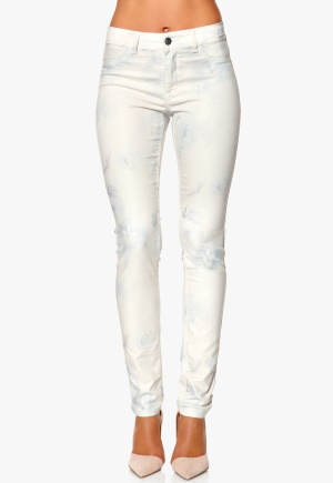 Culture Alexander Jegging Blue Mix Bubbleroom.se
