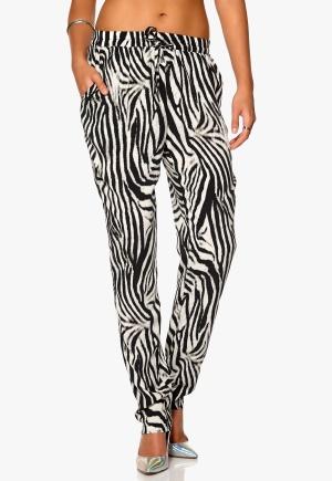 Culture Annilaline Pant Zebra Bubbleroom.se