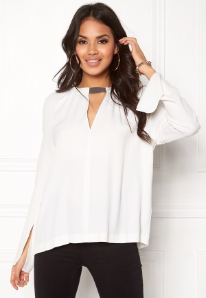DAGMAR Vera Blouse Off White 38 thumbnail