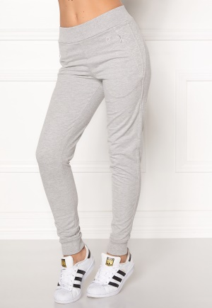 Drop of Mindfulness Heather Sweat Pants Grey Melange S thumbnail