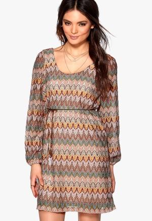 Dry Lake - Acacia Print Dress
