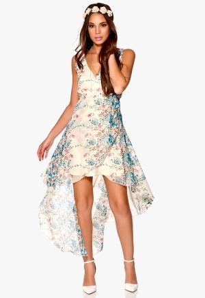 Dry Lake - Bryony Print Long Dress