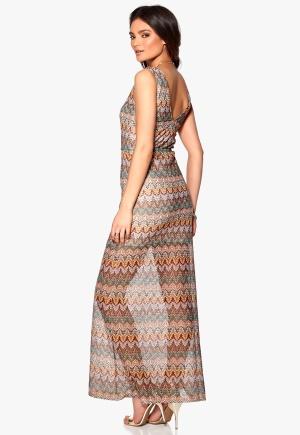 Dry Lake - Ivy Print Long Dress