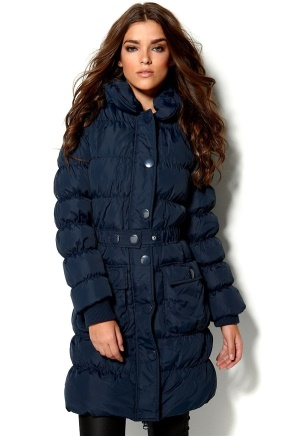 b.young Foma Jacket Blue Bubbleroom.se