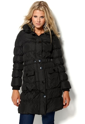 b.young Foma Jacket Black Bubbleroom.se