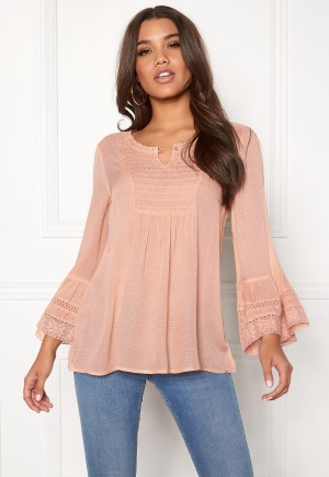 Happy Holly Kristel blouse Dusty pink 32/34 thumbnail