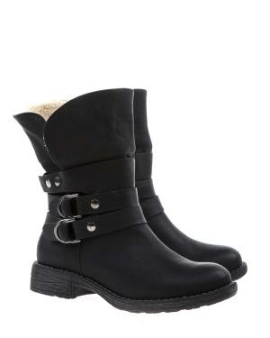 Have2have Boots, Margaret Svart Bubbleroom.se