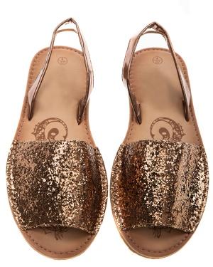 Have2have Glittrande sandaler, Rory  Bubbleroom.se