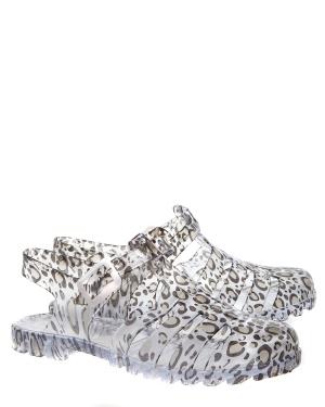 Have2have Gummisandaler, Asta Leopard Bubbleroom.se