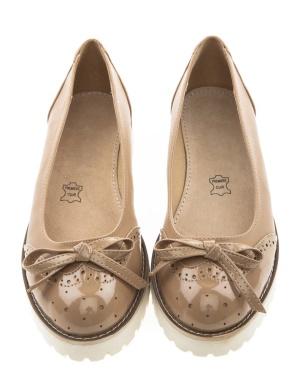 Have2have Loafers med vit gummisula, Crystal  Bubbleroom.se