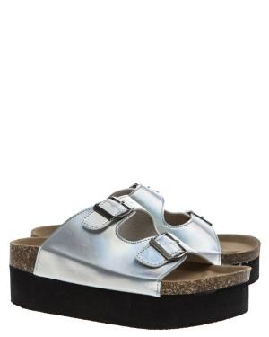 Have2have Sandaler med flatform, Nanne Silver Bubbleroom.se