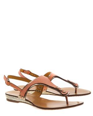 Have2have Sandaler med gulddetaljer, Prisca Rosa Bubbleroom.se